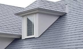New slate roof East London
